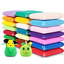 cheap Plasticine-Plasticine Creative Creative / Stress and Anxiety Relief / Hand-made Child's / Teenager Gift 24pcs