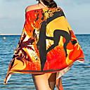 ieftine Prosop de Plajă-Calitate superioară Prosop de Plajă, Vopsire Amestec poliester / bumbac 1 pcs