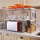 cheap Racks & Holders-Kitchen Organization Rack & Holder Stainless Steel Easy to Use 1pc