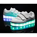 ieftine Pantofi Băieți-Băieți Pantofi PU Primăvară Confortabili / Pantofi Usori Adidași pentru Auriu / Alb / Negru
