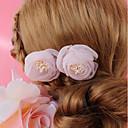 povoljno Party pokrivala za glavu-Šifon Šešir s Cvjetni print 1 komad Vjenčanje / Special Occasion Glava