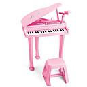 preiswerte Spielzeuginstrumente-Intex Elektronisches Piano-Spielzeug Klang Unisex Jungen Mädchen Spielzeuge Geschenk 1 pcs