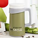 ieftine Lămpi de vid și termose-Drinkware Oțel inoxidabil Cupa vid Reținerea de căldură 1pcs