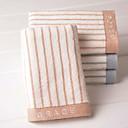 זול מגבת רחצה-איכות מעולה מגבת רחצה, פסים כותנה טהורה 1 pcs