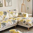 preiswerte Schonbezüge-Sofakissen Blumen Reaktivdruck Baumwolle / Polyester Überzüge
