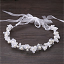 cheap Party Headpieces-Alloy Headbands / Headpiece with Faux Pearl 1pc Wedding / Special Occasion Headpiece