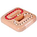 baratos Jogos de Labirinto & Lógica-Quebra-Cabeças de Madeira Madeira / Bambu Todos Pré escola Dom 1pcs