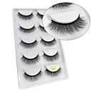 cheap Eyelashes-Eye 1 Natural Curly Smokey Makeup Cateye Makeup Fairy Makeup Party Makeup Halloween Makeup Daily Makeup Crisscross Make Up Professional