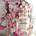 halpa Paikkakortit-Keinotekoinen Flowers 1 haara Rustiikki / Häät Orkideat Seinäkukka