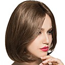 cheap Synthetic Capless Wigs-Synthetic Wig Women's Wavy Brown Bob / Layered Haircut / Short Bob Synthetic Hair Heat Resistant / Women / New Brown Wig Short Half Capless Light Brown