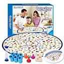 זול משחקי לוח-משחקי לוח בלשנים מבט תרשים אינטראקציה בין הורים לילד 1pcs מבוגרים / מתבגר