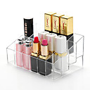 cheap Jewelry & Cosmetic Storage-Plastic Rectangle New Design Home Organization, 1pc Holders / Makeups Storage / Desktop Organizers