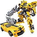 cheap Toy Cars-Toy Car Car Robot Transformable Plastic Shell Gift 1pcs