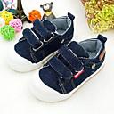 ieftine Pantofi Băieți-Băieți Pantofi Pânză Primăvară Confortabili Adidași Bandă Magică pentru Albastru Închis / Albastru Deschis