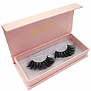 cheap Eyelashes-lash False Eyelashes Pro Makeup 1 pcs Eye Professional / High Quality Date Daily Makeup / Halloween Makeup / Party Makeup Natural Curly Cosmetic Grooming Supplies