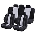 billige Sædeovertræk til din bil-Sædeovertræk til din bil Sædebetræk Tekstil Normal for Universel Universal