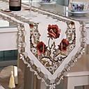 billige Smykke Sæt-Moderne PVC Kvadrat Duge Blomstret Borddekorationer 1 pcs