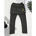 זול מכנסיים וטייץ לבנות-מכנסיים כותנה רקמה סגנון סיני בנות ילדים