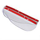 رخيصةأون مصابيح الإضاءة النهاؤية-2pcs سيارة سيارة المطر الحواجب شفاف نوع اللصق إلى Rearview Mirror من أجل جميع الموديلات