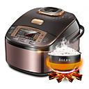 baratos Aparelhos de Cozinha-Panela de arroz Novo Design / Multifunções PP / ABS + PC Panelas de Arroz 220-240 V 760 W Utensílio de cozinha