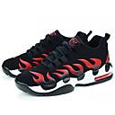 זול נעלי ספורט לגברים-בגדי ריקוד גברים גומי / PU קיץ נוחות נעלי אתלטיקה טיפוס קולור בלוק שחור וזהב / שחור לבן / שחור אדום