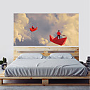 ieftine Acțibilde de Perete-Autocolante de Perete Decorative - 3D Acțibilduri de Perete Abstract / Natură moartă Sufragerie / Dormitor