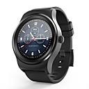 olcso Okosórák-Intelligens Watch R1 mert Android iOS Bluetooth Szívritmus monitorizálás Érintőképernyő Hosszú készenléti idő Kéz nélküli hívások Távolságmérés Lépésszámláló Hívás emlékeztető Testmozgásfigyelő Alvás
