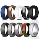 cheap RC Parts & Accessories-Rings / Silicone Rings With 10 pcs Silicone Soft For Men's Exercise & Fitness / Gym