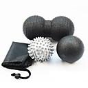 """ieftine Echipamente & Accesorii de Fitness-Set Mobilitate & Minge Lacrosse Cu 3 pcs 3"""" (7.5 cm) / 3 1/8"""" (8 cm) Diametru EPP Usureaza durerea, Masaj Pentru Yoga / Fitness / Relaxare"""