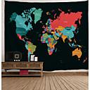 ieftine Wall tapiserii-Noutate / Vacanță Wall Decor Poliester Clasic / Vintage Wall Art, Tapiserii de perete Decor