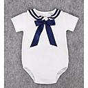 ieftine Top Băieți Bebeluși-Bebelus Băieți Activ Imprimeu Mânecă scurtă bodysuit