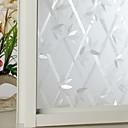 preiswerte Fensterfolie & Aufkleber-Fenster Film & Aufkleber Dekoration Geometrisch Geometrisch PVC Sichtschutz