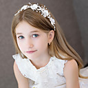 cheap Party Headpieces-Alloy Head Chain with Ruffle 1 Piece Wedding / Special Occasion Headpiece