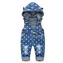 ieftine Pantaloni Băieți-Bebelus Băieți De Bază Galaxie Imprimeu Bumbac Salopetă / Copil