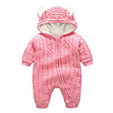 ieftine Set Îmbrăcăminte Bebeluși-Bebelus Unisex De Bază Mată Manșon Lung O - piesă / Copil