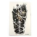 Недорогие Татуировки наклейки-3 pcs Временные тату Временные татуировки Тату с тотемом Искусство тела рука