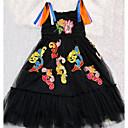 ieftine Costum Baie Fete-Copii Fete Geometric Fără manșon Rochie