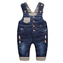 ieftine Pantaloni Bebeluși-Bebelus Unisex De Bază Mată Salopetă / Copil