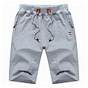 ieftine Saboți și Mocasini Bărbați-Pentru femei De Bază Pantaloni Scurți Pantaloni Geometric