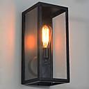ieftine Aplice de Perete-Model nou / Cool Modern / Contemporan Becuri de perete Sufragerie / Dormitor Metal Lumina de perete 220-240V 40 W / E27