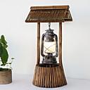 billige Syntetiske parykker uten hette-Enkel Nytt Design Bordlampe Til Stue Tre / Bambus 220-240V