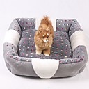 cheap Dog Beds & Blankets-Mini / Keep Warm / Soft Dog Clothes Bed / Beds Plaid / Check / Fashion Gray Dogs / Rabbits / Cats