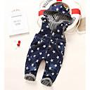 ieftine Set Îmbrăcăminte Băieți Bebeluși-Bebelus Băieți Șic Stradă Geometric Bumbac Pantaloni / Copil