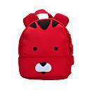 رخيصةأون Preschool Backpacks-للمرأة أكياس PVC حقائب الاطفال سحاب أزرق / أحمر / أصفر