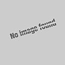 billige Anime-gensere og hettegensere-Bomull Tynn Skjortekrage Store størrelser Polo Herre - Ensfarget Grunnleggende / Gatemote / Langermet