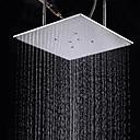 abordables Cabezas de Ducha-Moderno Ducha lluvia Cromo Característica - Efecto lluvia / Nuevo diseño, Alcachofa de la ducha