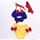 ieftine Pantaloni Fete & Leginși-Copii Fete Mată / Bloc Culoare Costum Baie