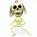 preiswerte Wand-Sticker-Haloween Figuren Zum Gruseln Skelett / Totenkopf 1 pcs Stücke Alles Erwachsene Geschenk