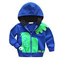 ieftine Set Îmbrăcăminte Băieți Bebeluși-Bebelus Băieți Peteci Manșon Lung Jachetă & Haină