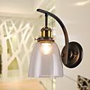 ieftine Aplice de Perete-Creative Modern / Contemporan Becuri de perete Sufragerie / Dormitor Metal Lumina de perete 220-240V 40 W
